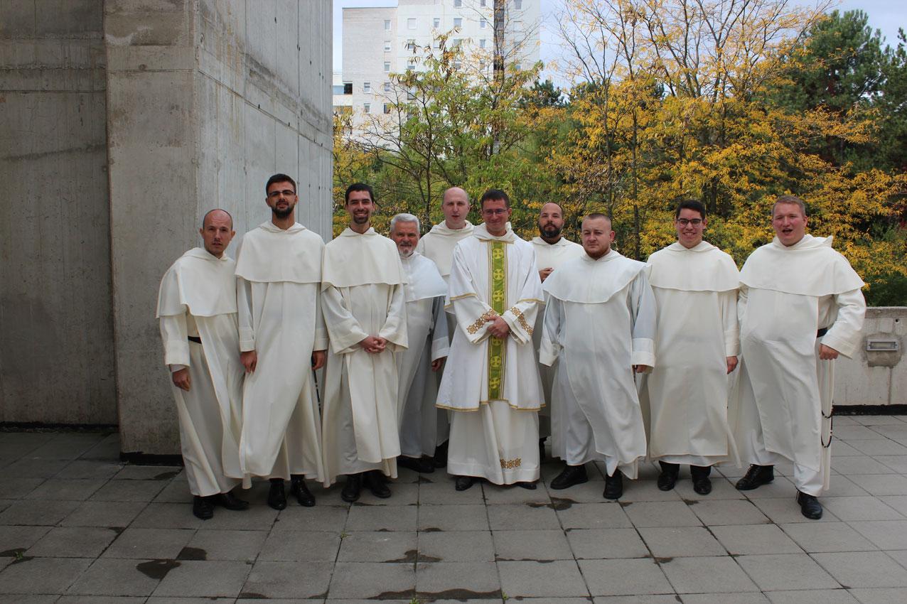 Fr. Mario Ilija Udovičić zaređen za đakona